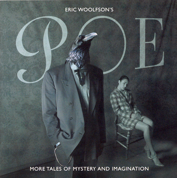Eric Woolfson 'Poe - More Tales of Mystery and Imagination' - Cargo Records UK