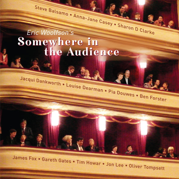 Eric Woolfson 'Somewhere in the Audience' - Cargo Records UK