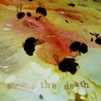 Evans The Death 'Threads / I'm So Unclean' - Cargo Records UK