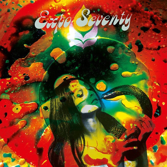 Expo Seventy 'Virtually From The Unknown' - Cargo Records UK - 1