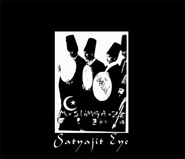 Muslimgauze 'Satyajit Eye' - Cargo Records UK