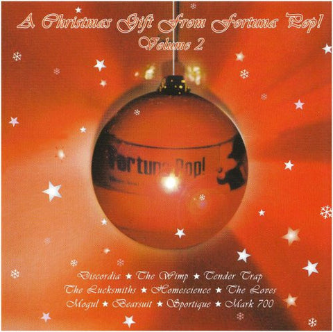 Various Artists 'A Christmas Gift From Fortuna Pop! Volume 2' - Cargo Records UK