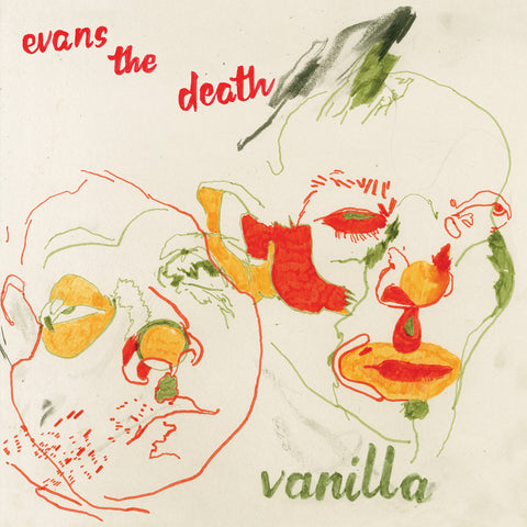 Evans The Death 'Vanilla' - Cargo Records UK