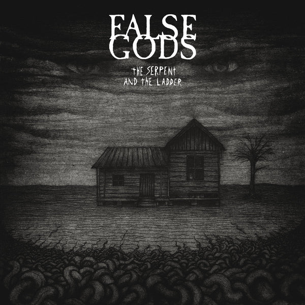 False Gods 'The Serpent And The Ladder' CD