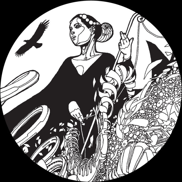 Fhloston Paradigm 'Cosmosis Vol 1 EP' - Cargo Records UK - 1