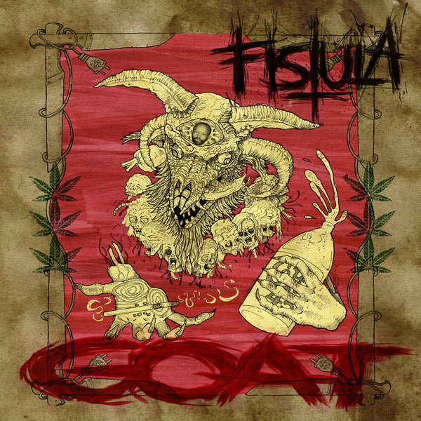 Fistula ‎'Goat' - Cargo Records UK