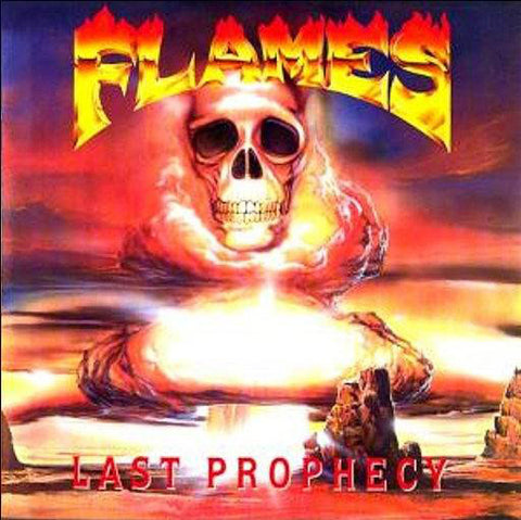Flames ‎'Last Prophecy' - Cargo Records UK
