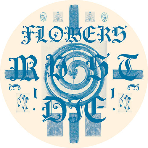 Flowers Must Die 'Montana/Nusrat' - Cargo Records UK