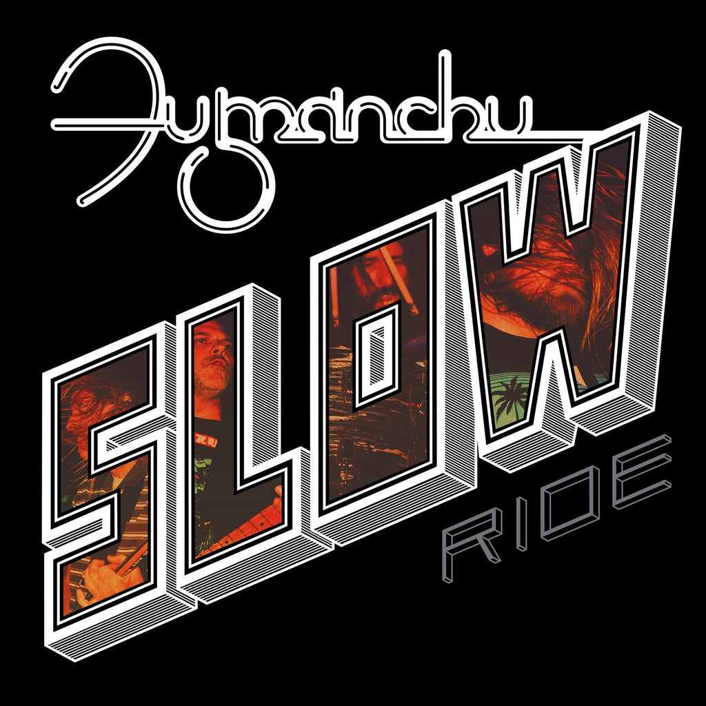 Fu Manchu 'Slow Ride/Future Transmitter' - Cargo Records UK - 1