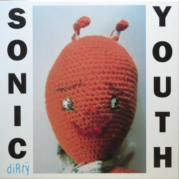 Sonic Youth ‎'Dirty Deluxe' - Cargo Records UK