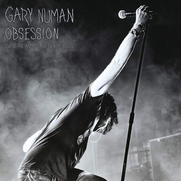 GARY NUMAN 'Obsession' - Cargo Records UK