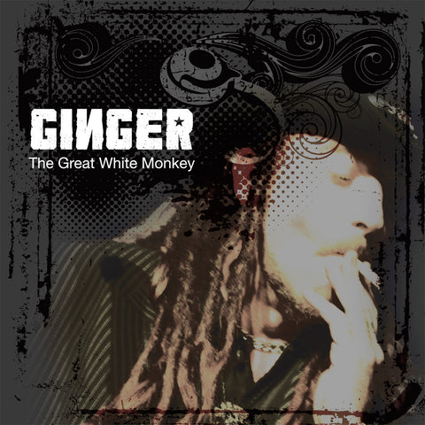 Ginger 'The Great White Monkey' - Cargo Records UK