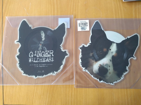 Ginger Wildheart 'I Wanna Be Yours / No Regrets' Vinyl 7
