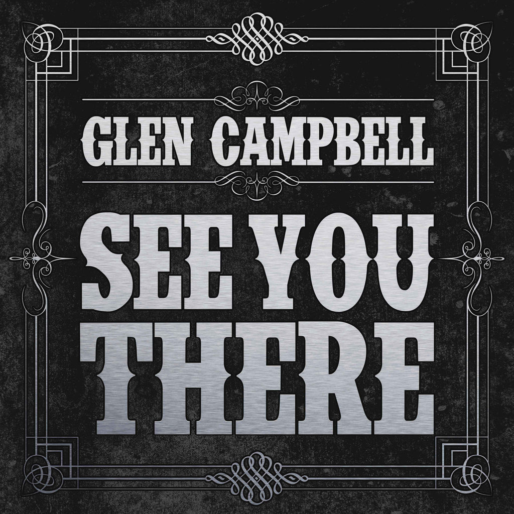 Glen Campbell 'See You There' - Cargo Records UK - 1