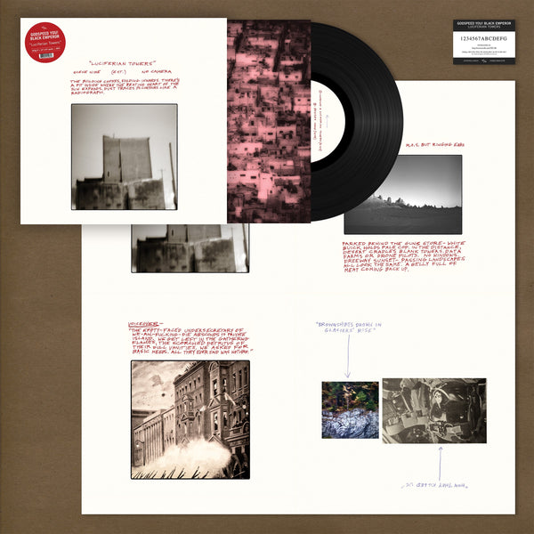 Godspeed You Black Emperor! 'Luciferian Towers' PRE-ORDER
