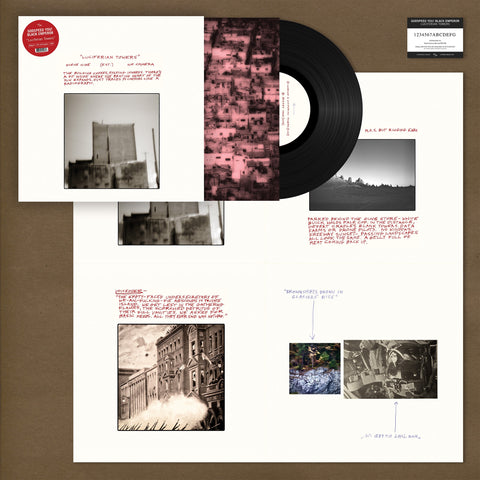 Godspeed You Black Emperor! 'Luciferian Towers' - Cargo Records UK