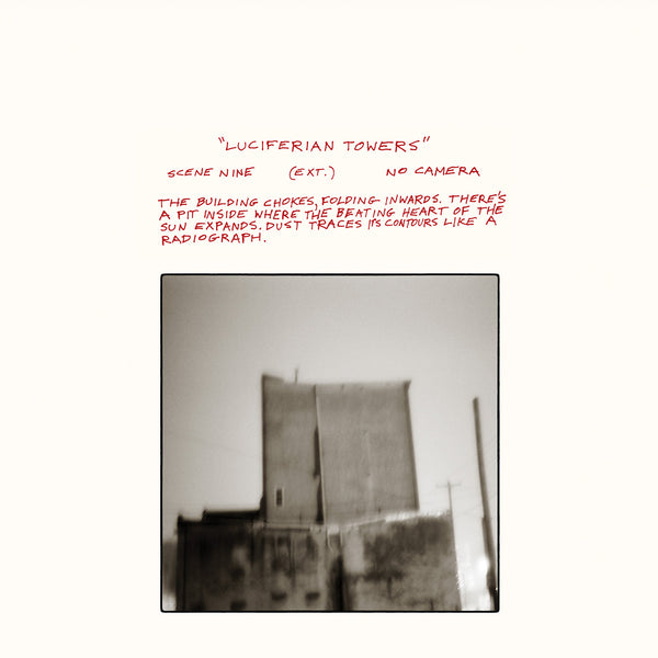 Godspeed You! Black Emperor 'Luciferian Towers' - Cargo Records UK
