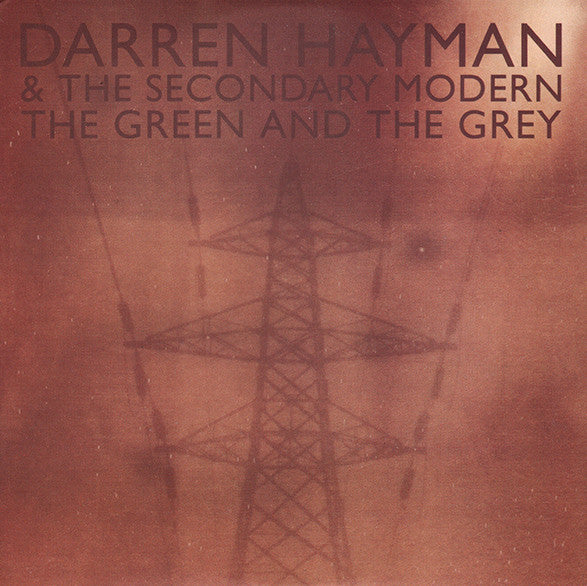 Darren Hayman & The Secondary Modern 'The Green and the Grey' - Cargo Records UK