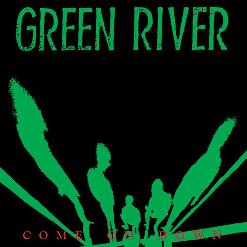 Green River 'Come On Down' Vinyl LP - Pink
