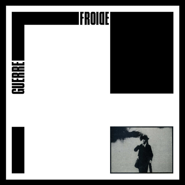 Guerre Froide 'Guerre Froide' - Cargo Records UK
