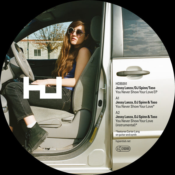 Jessy Lanza, DJ Spinn & Taso 'You Never Show Your Love' - Cargo Records UK - 1