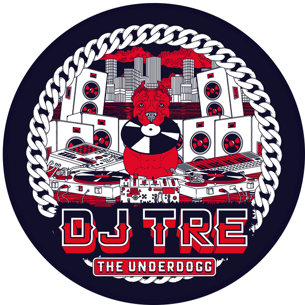 DJ Tre 'The Underdogg EP' - Cargo Records UK