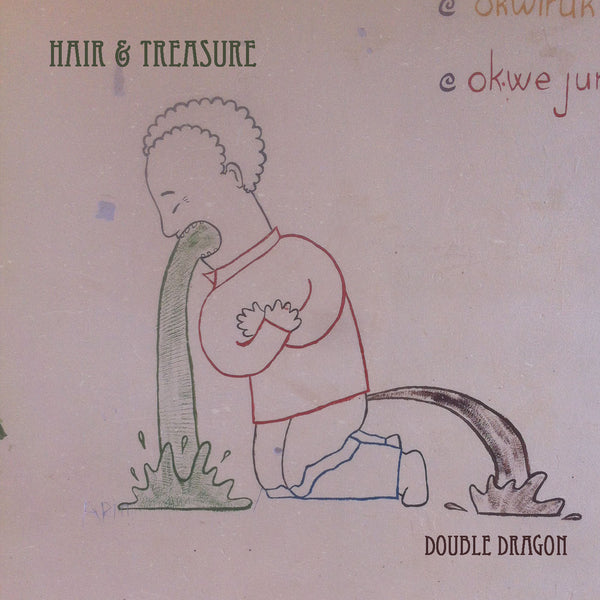 Hair & Treasure 'Double Dragon' - Cargo Records UK