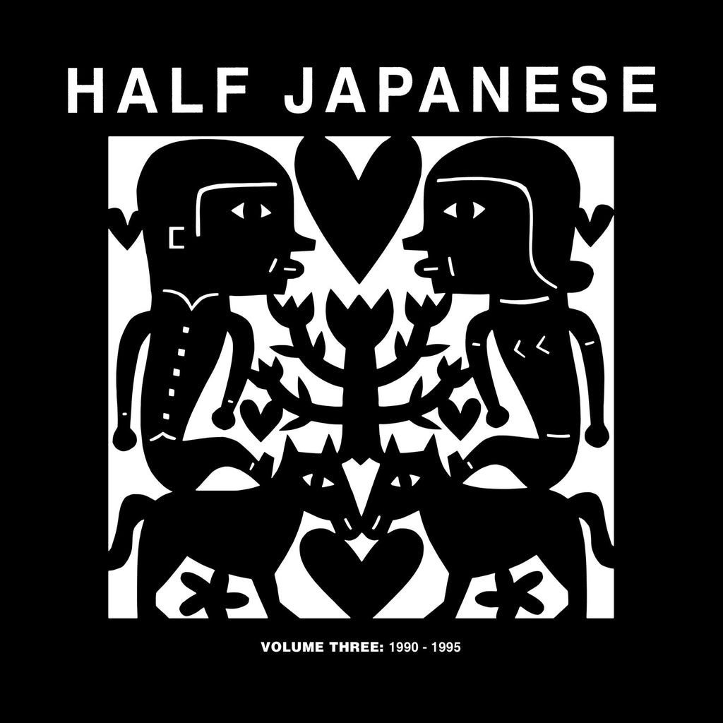 Half Japanese 'Volume 3 : 1990-1995' - Cargo Records UK