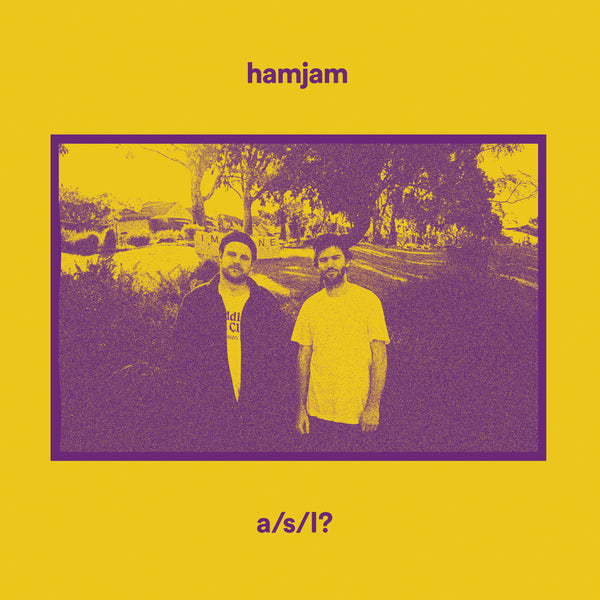 Hamjam 'a/s/l?' PRE_ORDER - Cargo Records UK
