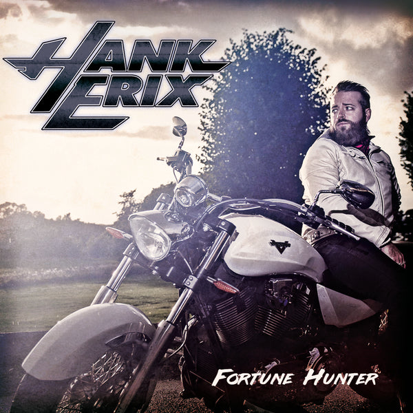 Hank Erix 'Nothing But Trouble' CD
