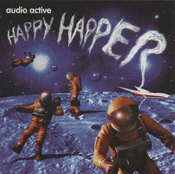 Audio Active ‎'Happy Happer' - Cargo Records UK
