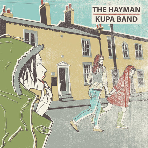 The Hayman Kupa Band 'The Hayman Kupa Band' PRE-ORDER - Cargo Records UK
