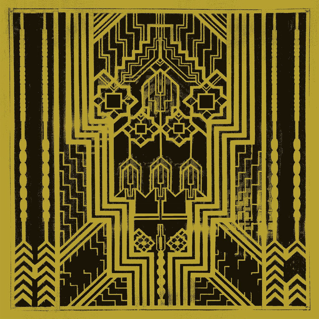 Hey Colossus 'In Black And Gold' - Cargo Records UK - 1
