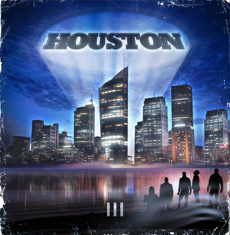 Houston 'III' CD PRE-ORDER