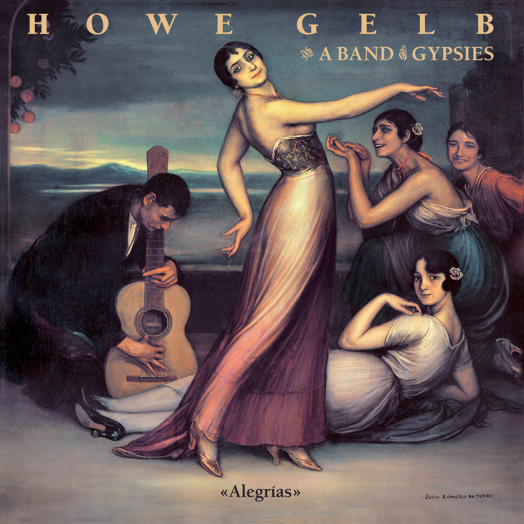 Howe Gelb and a Band Of Gypsies 'Alegrias' - Cargo Records UK
