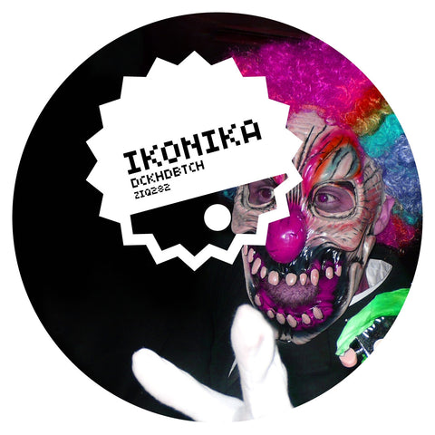 Ikonika 'Dckhdbtch' - Cargo Records UK