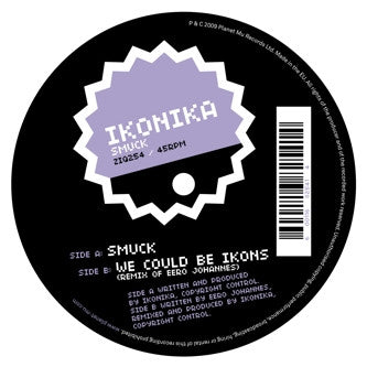 Ikonika 'Smuck' - Cargo Records UK
