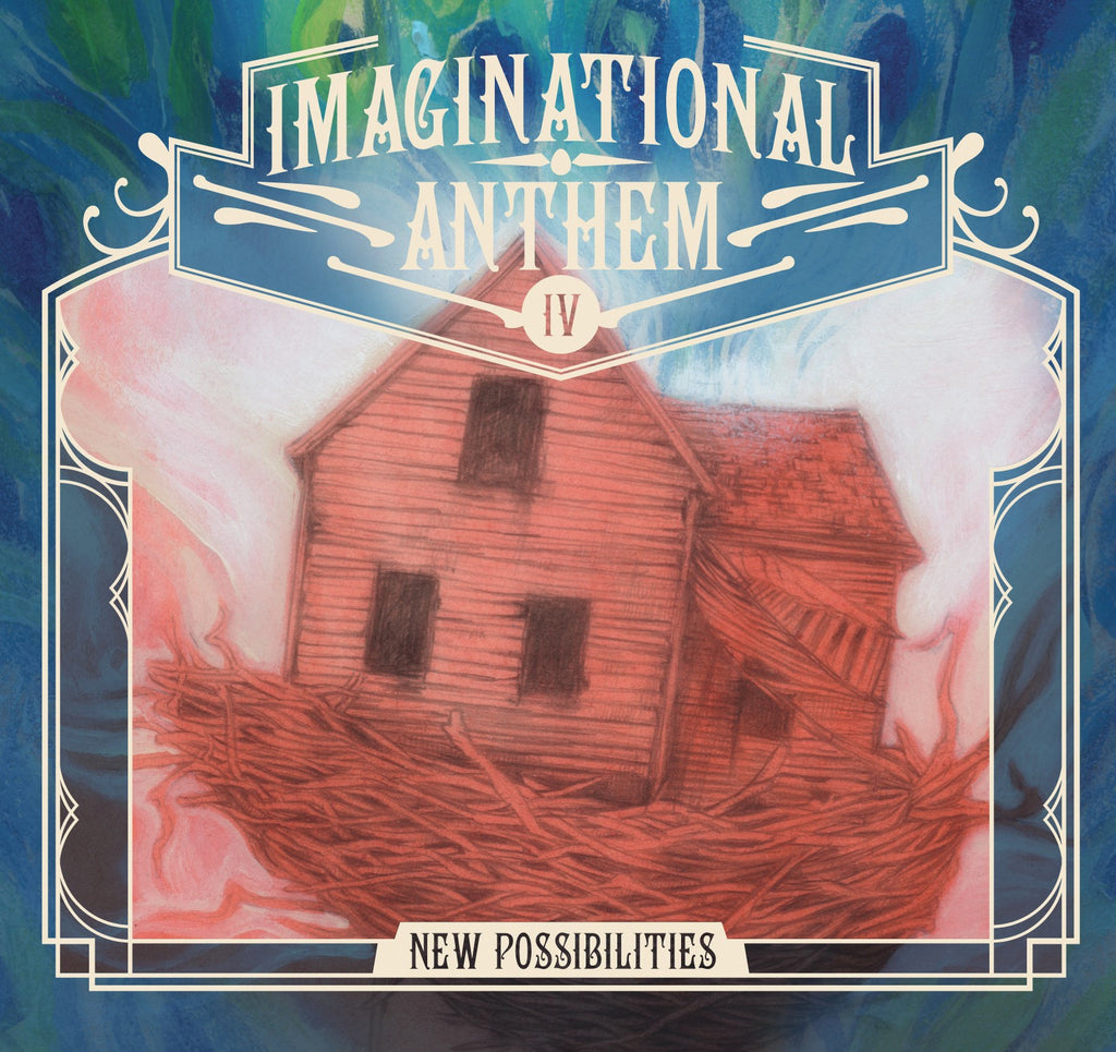 Various Artists 'Imaginational Anthem Vol. 4 New Possibilities' - Cargo Records UK