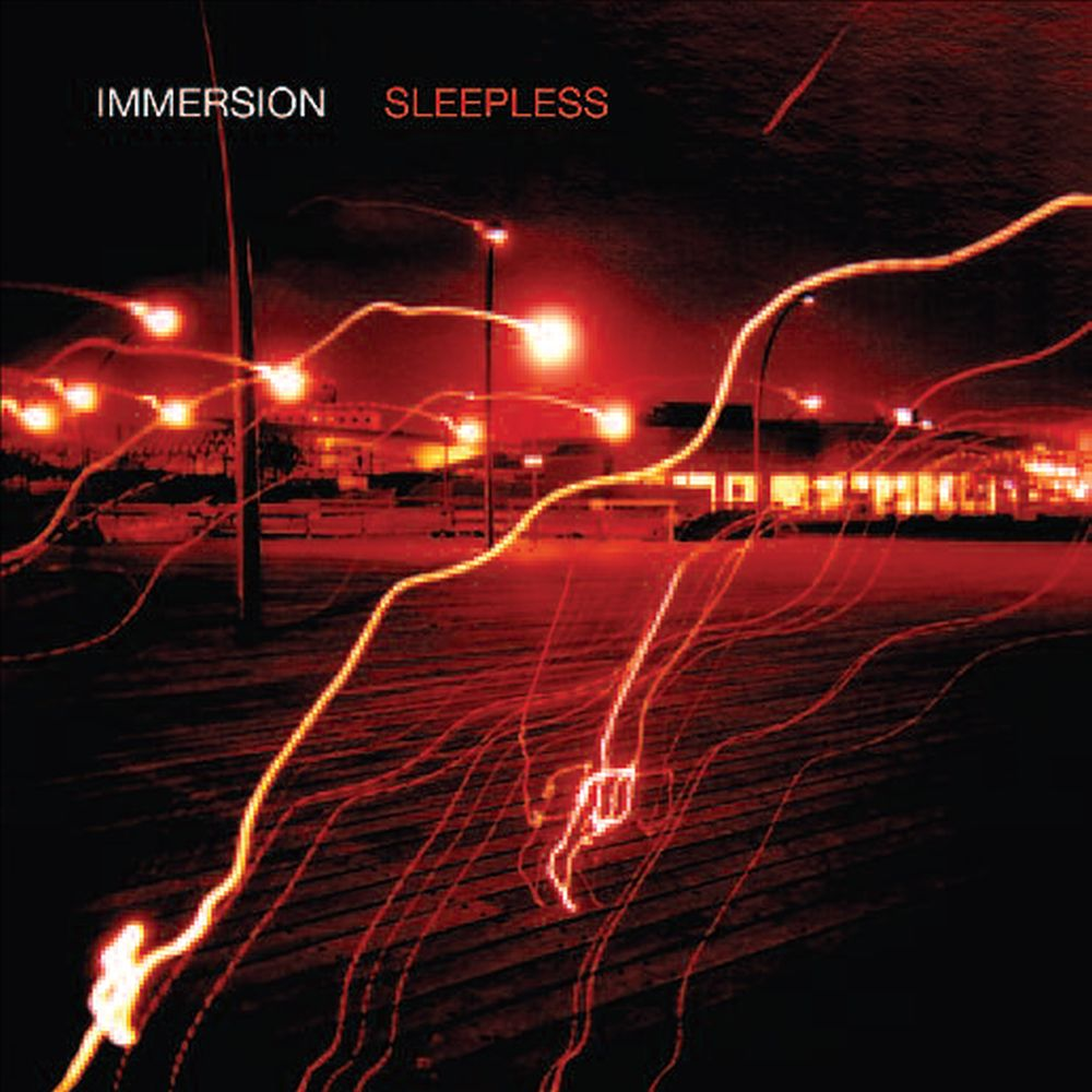 Immersion 'Sleepless' Vinyl LP