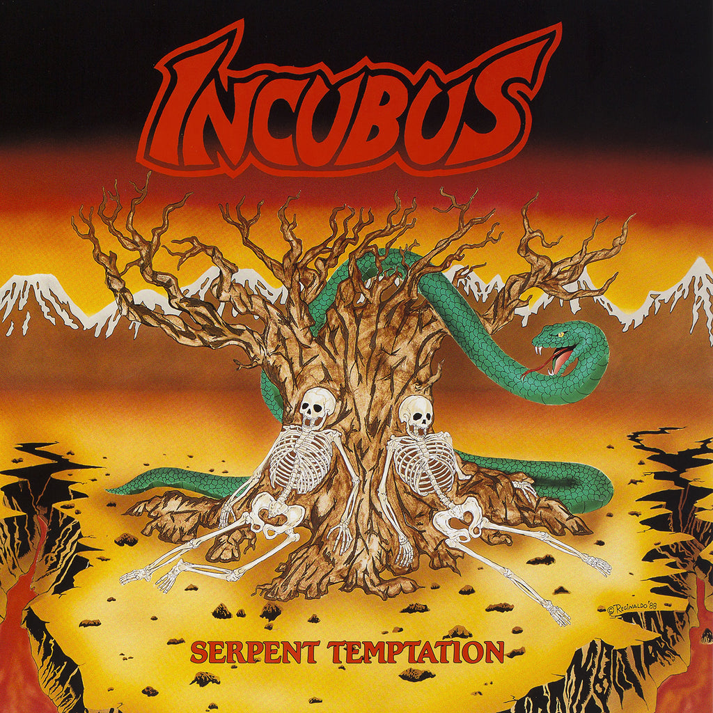Incubus 'Serpent Temptation' - Cargo Records UK
