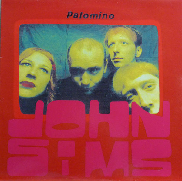 John Sims 'Palomino' - Cargo Records UK