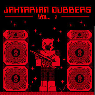 Various Artists 'Jahtarian Dubbers Vol.2' - Cargo Records UK