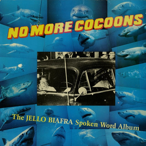 Jello Biafra ‎'No More Cocoons' - Cargo Records UK