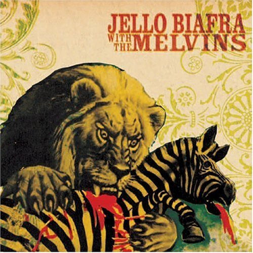 Jello Biafra With The Melvins 'Never Breathe What You Cant See' - Cargo Records UK