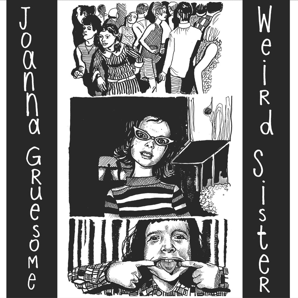 Joanna Gruesome 'Weird Sister' - Cargo Records UK