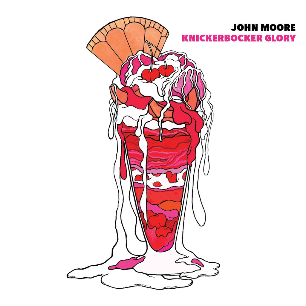 John Moore 'Knickerbocker Glory' CD - Cargo Records UK