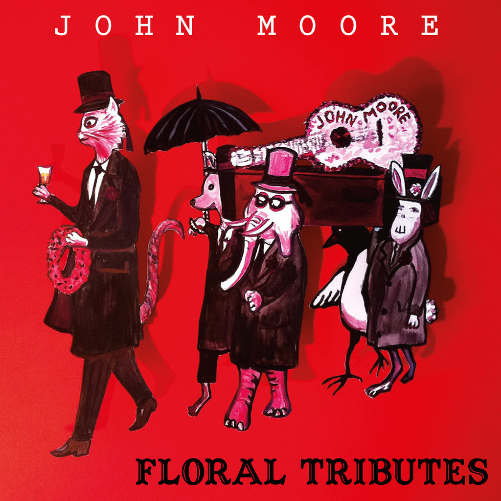John Moore 'Floral Tributes' - Cargo Records UK - 1