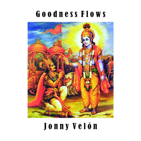 Jonny Velon 'Goodness Flows' - Cargo Records UK