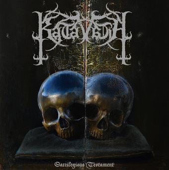 Katavasia 'Sacrilegious Testament' - Cargo Records UK