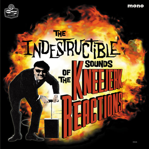 The Kneejerk Reactions 'The Indestructible Sounds of the...' - Cargo Records UK